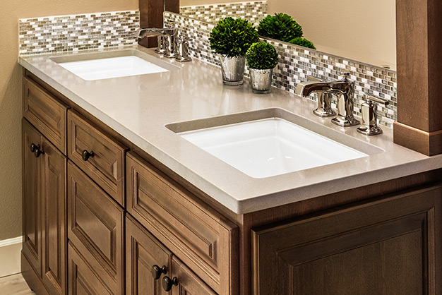 beige-solid-surface-countertops-plymouth-cabinetry-design-wisconsin