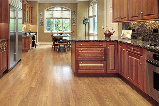 Flooring Plymouth Cabinetry