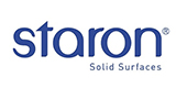 staron-solid-surface-countertops-logo-plymouth-cabinetry-design-wisconsin